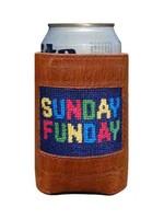 Smathers & Branson Sunday Funday Needlepoint Coozie