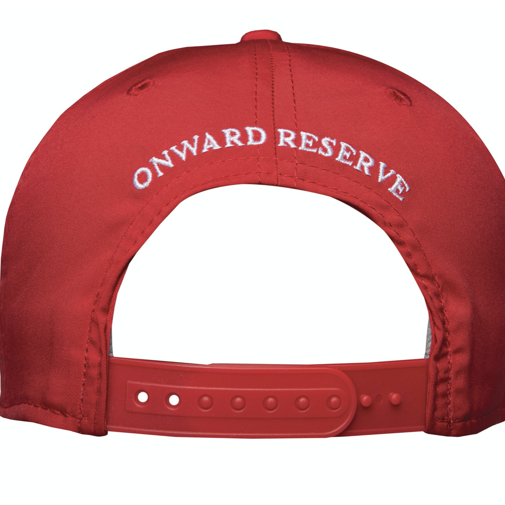 Onward Reserve Clubhouse Rope Hat Red