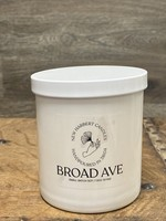 New Harbert Candles Broad Ave Candle