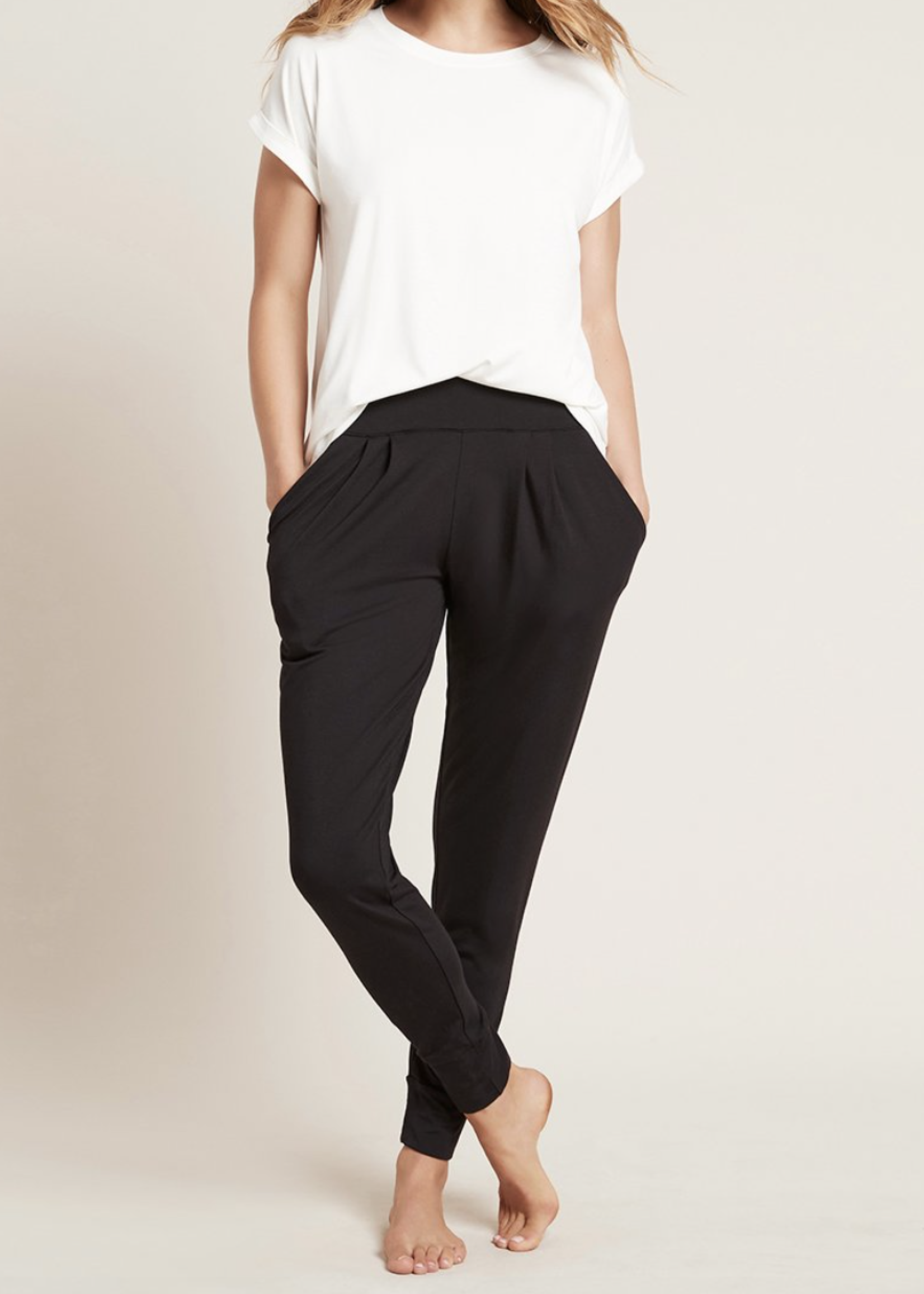 Boody Downtime Lounge Pant Black