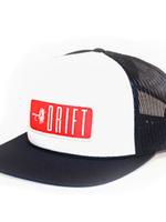 Drift Fly Co. Foam Trucker Navy/White