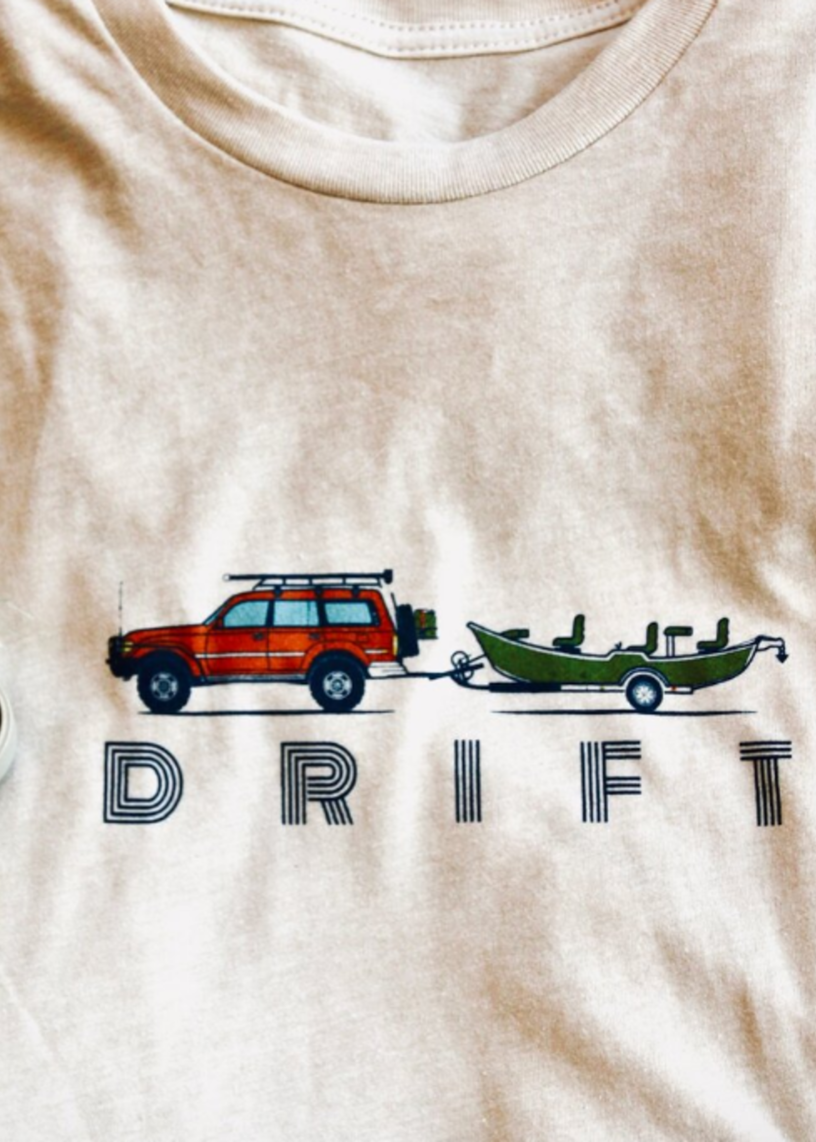 Drift Fly Co. Land Cruiser Tee