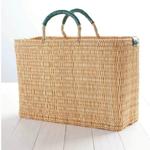Mer-Sea Medina Market Basket Jade