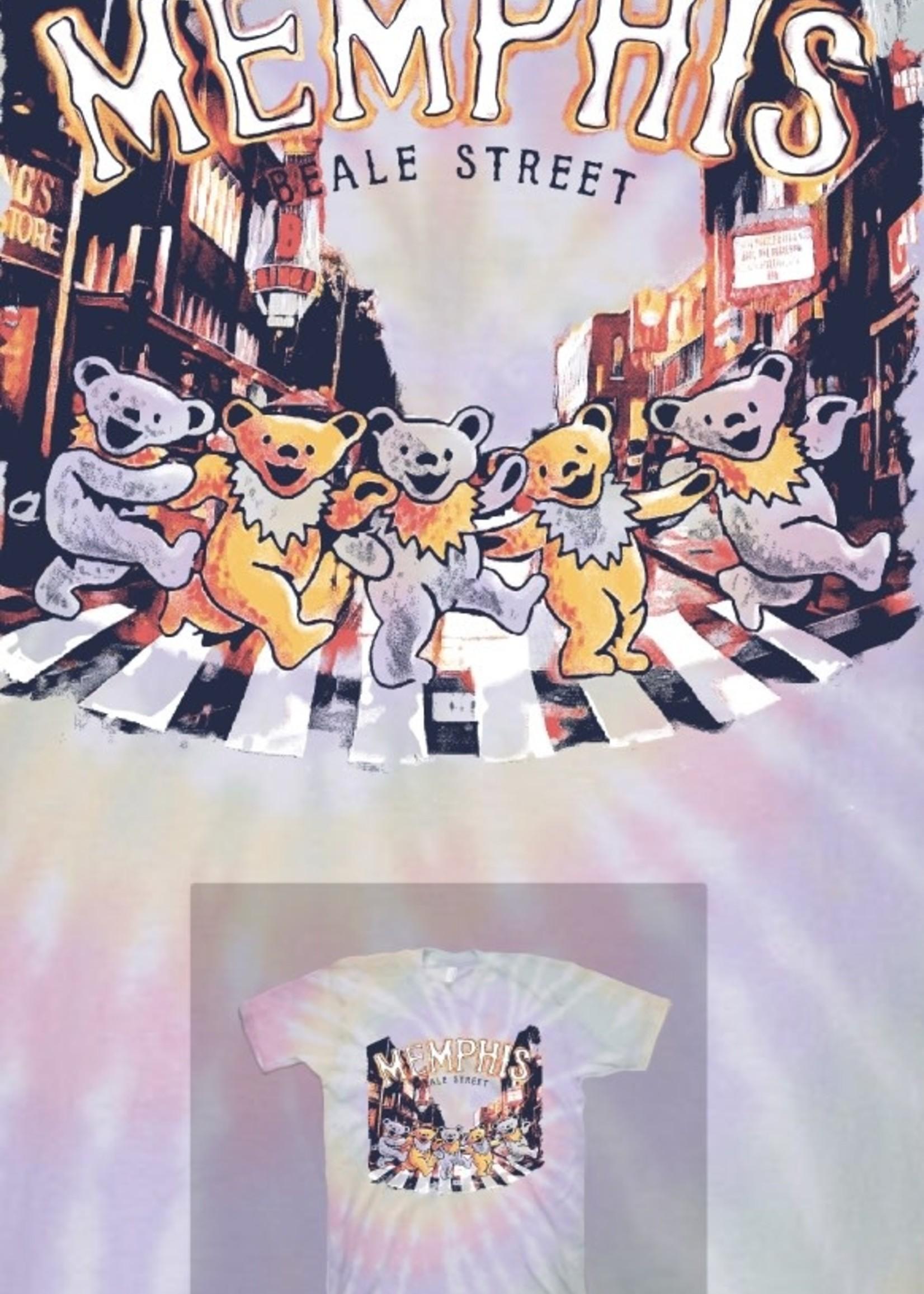 Oxbeau Beale Street Bears Hazy