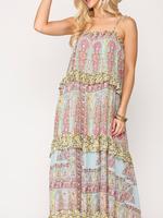 Oxbeau Willow Tiered Dress