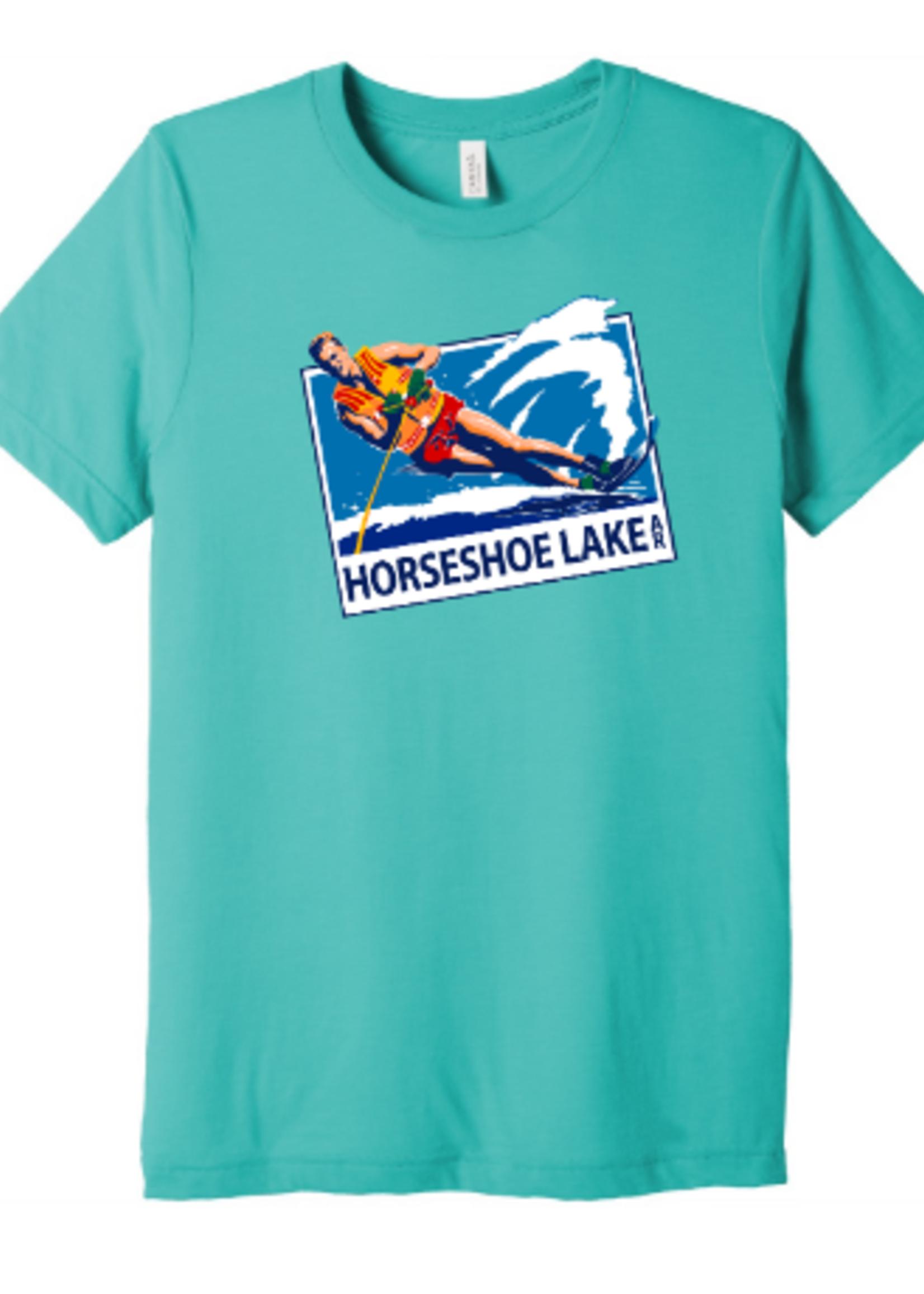 Oxbeau Horseshoe Lake
