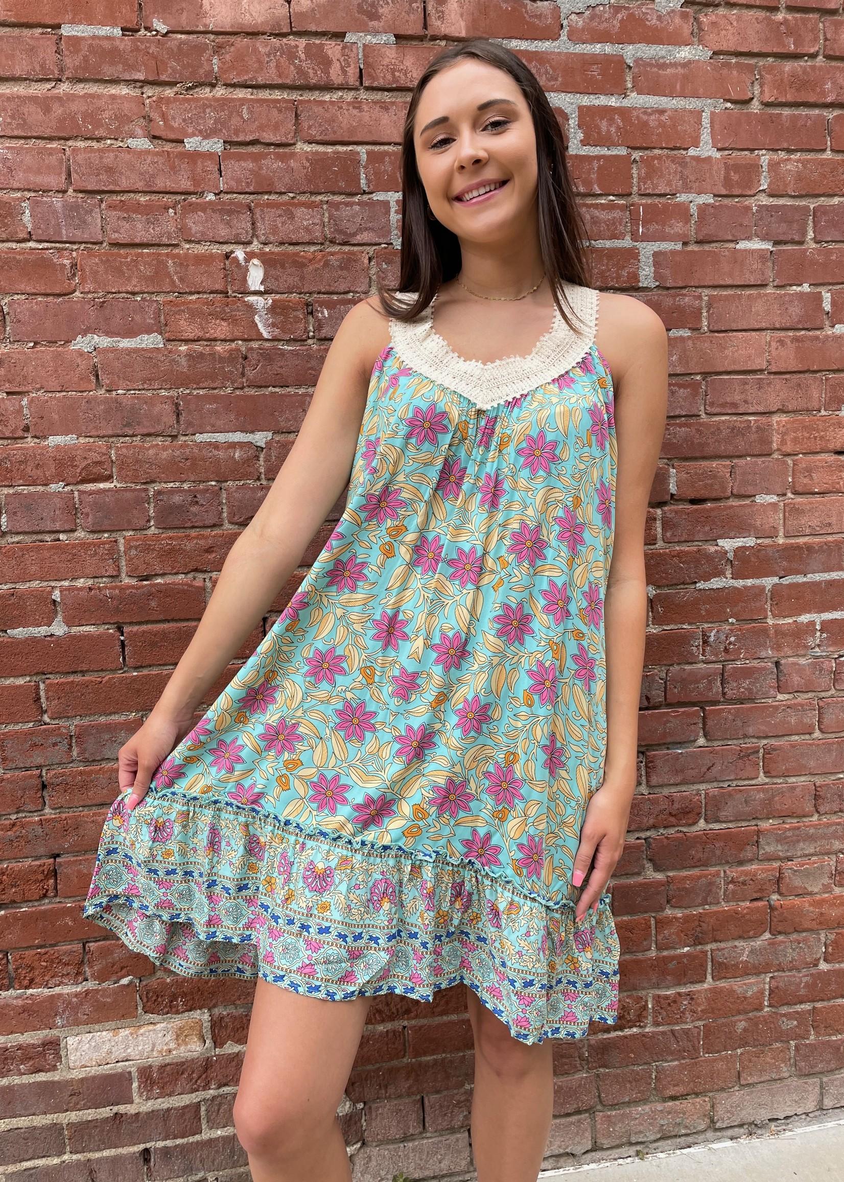 Oxbeau Harper Swing Dress