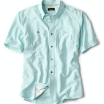 Orvis Tech Chambray Freshwater S/S