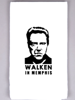 Nine OH Wonderful Walken in Memphis Tea Towel