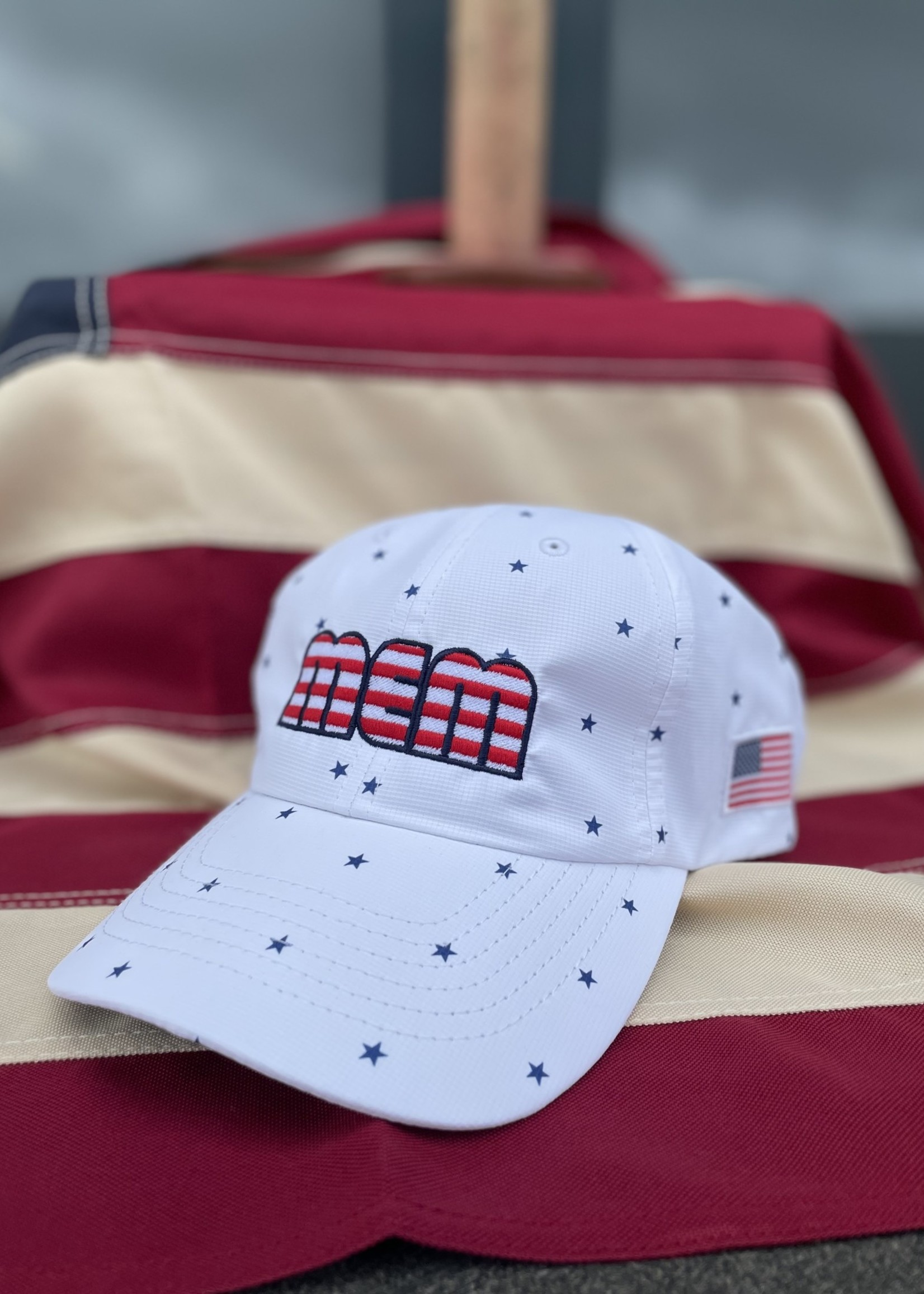 Oxbeau Mem Stars Hat