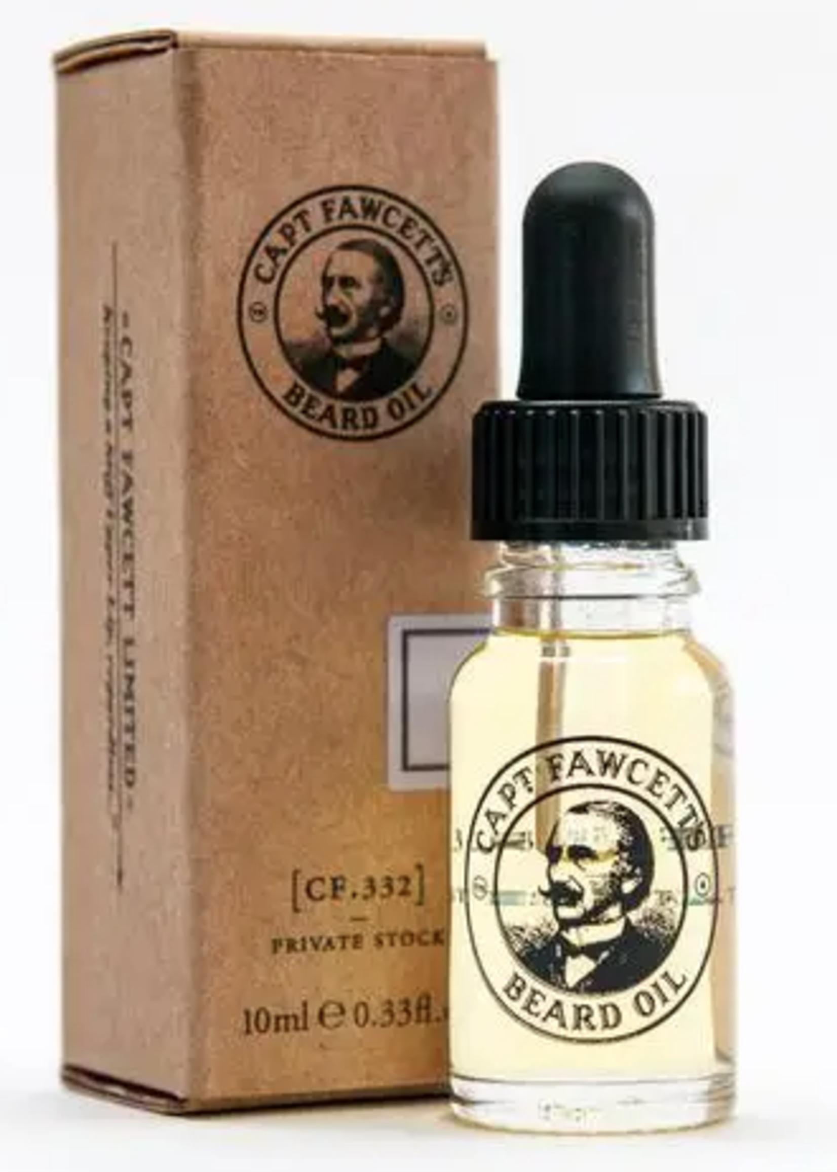 CAPTAIN FAWCETT Private Stock Beard Oil 10ml