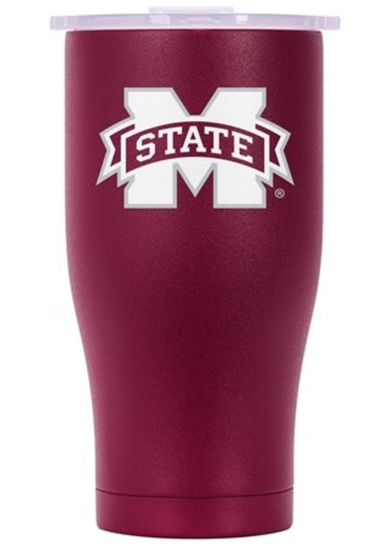 ORCA Mississippi State Chaser Maroon/White 27oz