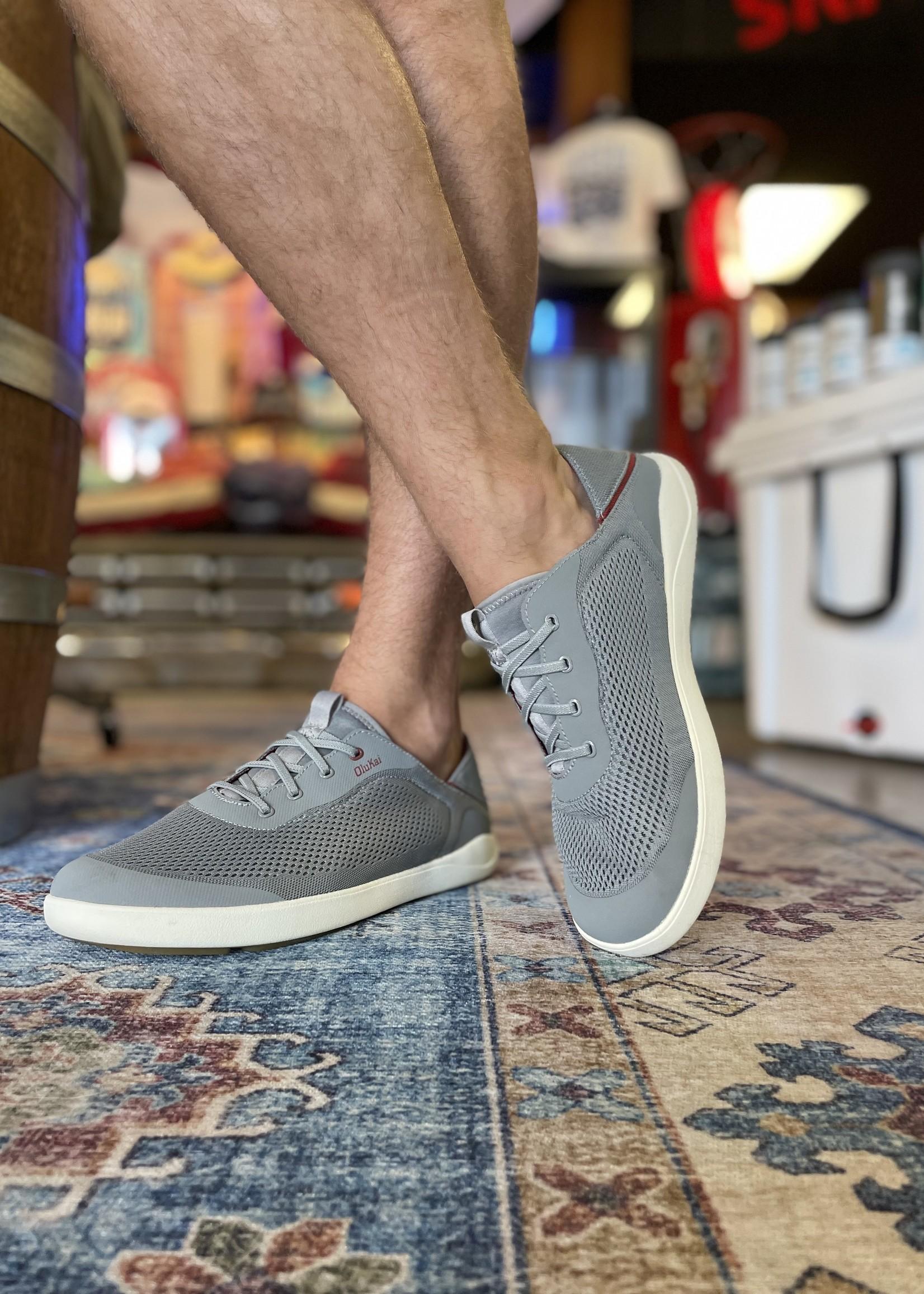 OluKai Shoes Moku Pae Poi/Red Ochre