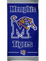 WinCraft Memphis Tigers Beach Towel