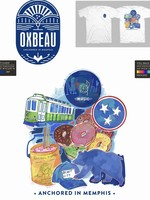 Oxbeau Pre-Order Icons Tee