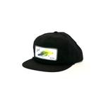 Drift Fly Co. Peepaw Streamer Black