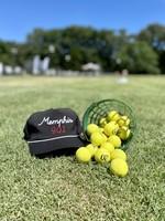 Oxbeau Memphis 901 Rope Hat - Black