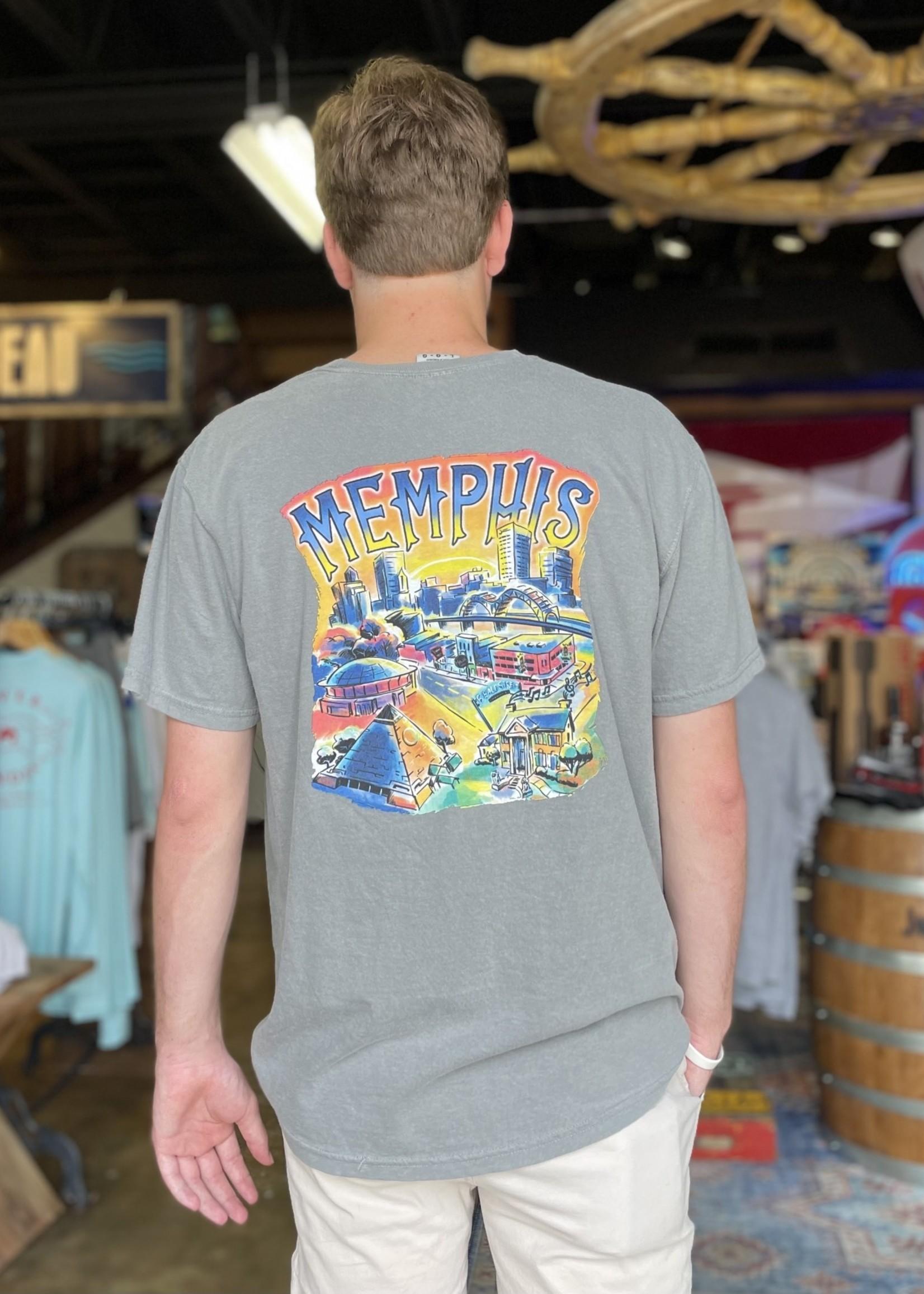 Oxbeax Memphis on My Mind