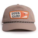 Duck Camp Redfish Patch Hat Tan