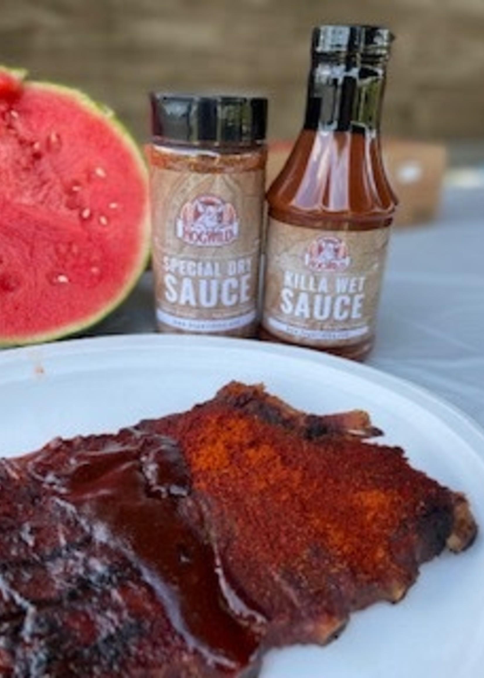 Hog Wild BBQ Hog Wild Killa Wet Sauce