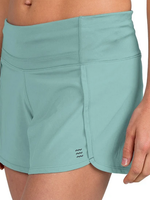 Free Fly W Lined Breeze Short Cove Green