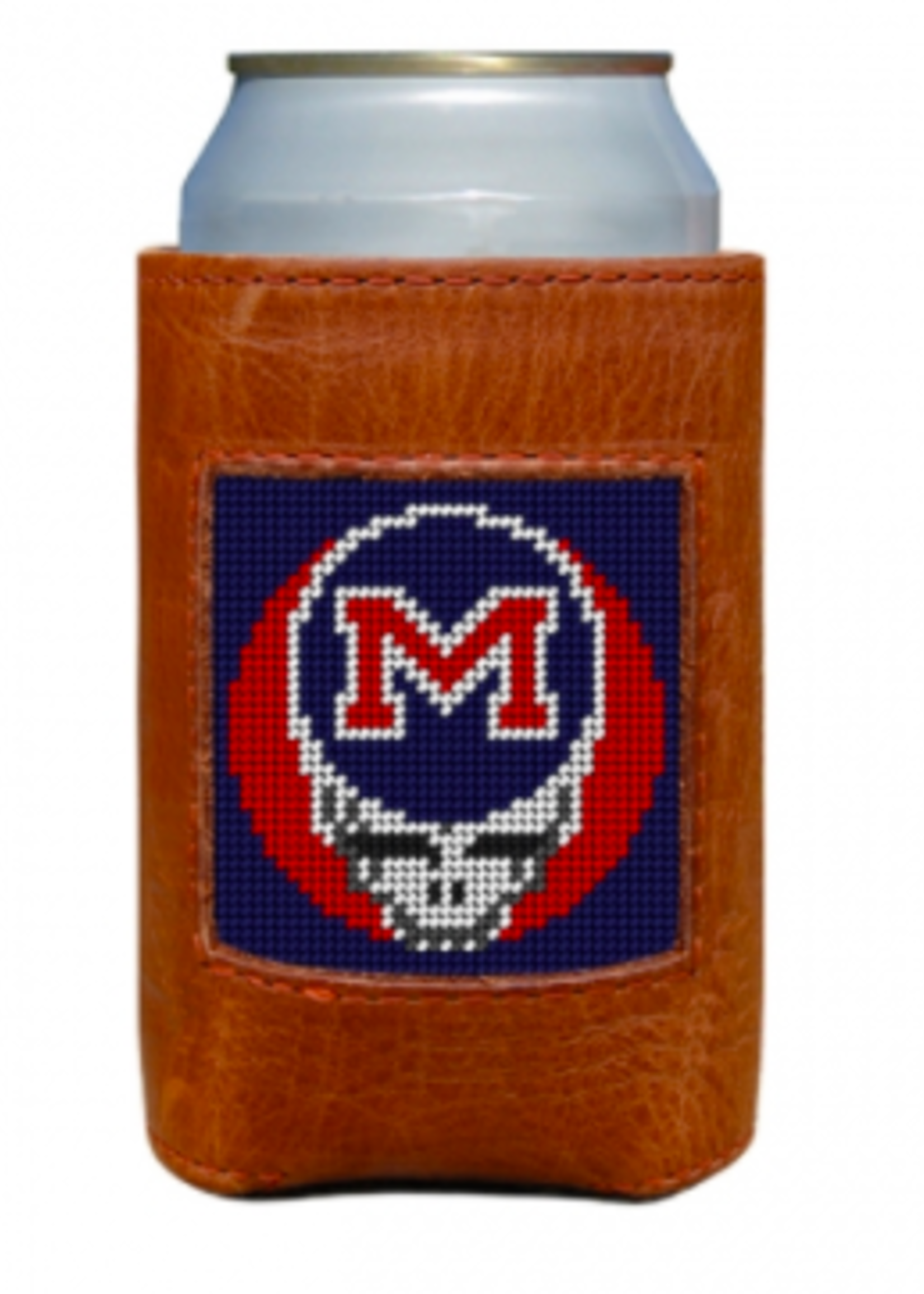 Smathers & Branson Ole Miss Steal Your Face Coozie