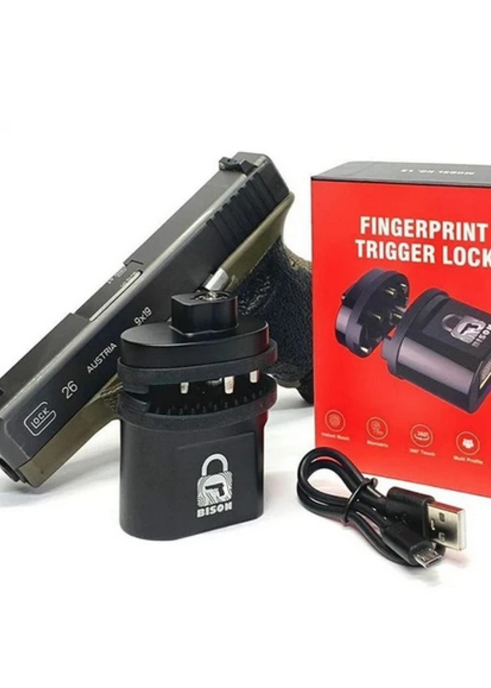 Bison Bison L2 Fingerprint Triger Lock