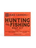 Duke Cannon Hunting + Fishing Soap Kit
