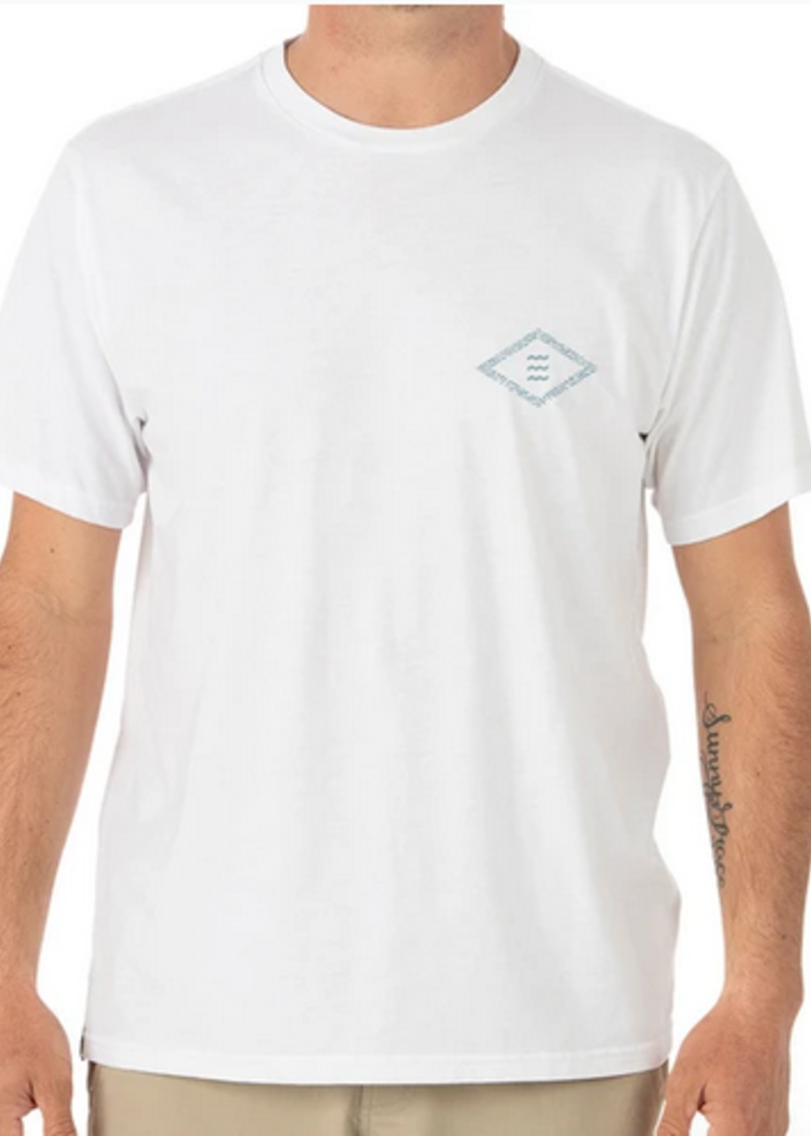 Free Fly Tidewaters Tee White