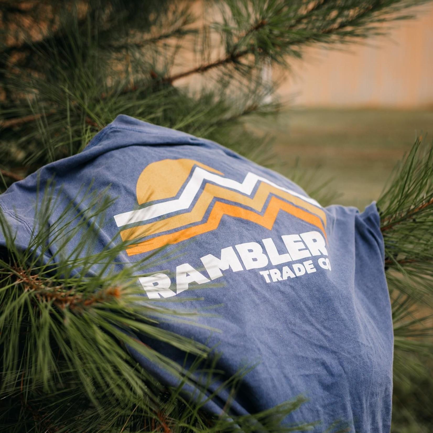 Rambler Trade Co Retro Mountain Tee