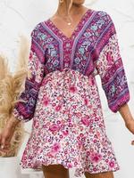 Oxbeau Lively Mini Dress
