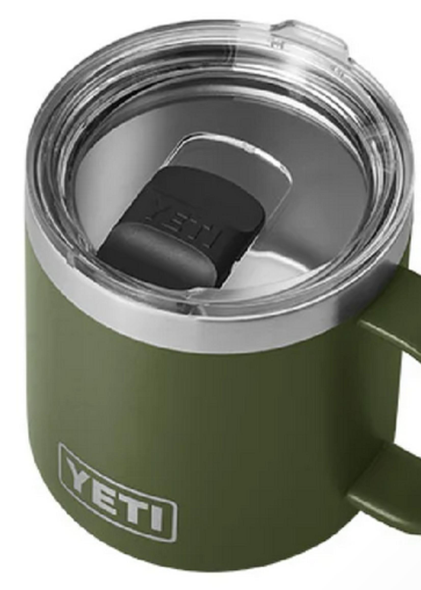YETI Highlands Olive Rambler Mug 14 oz