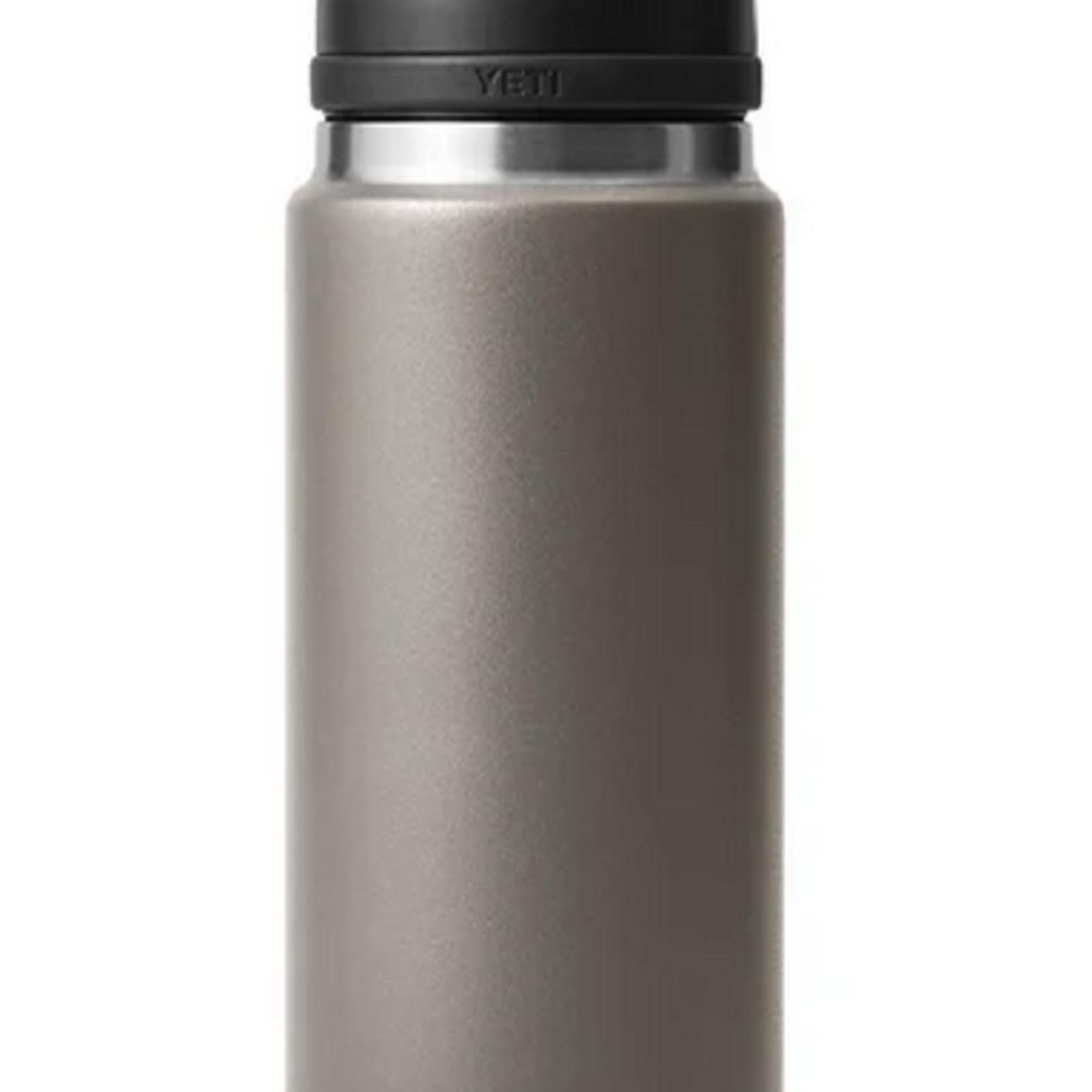 YETI Sharptail Taupe 26 oz Bottle Chug