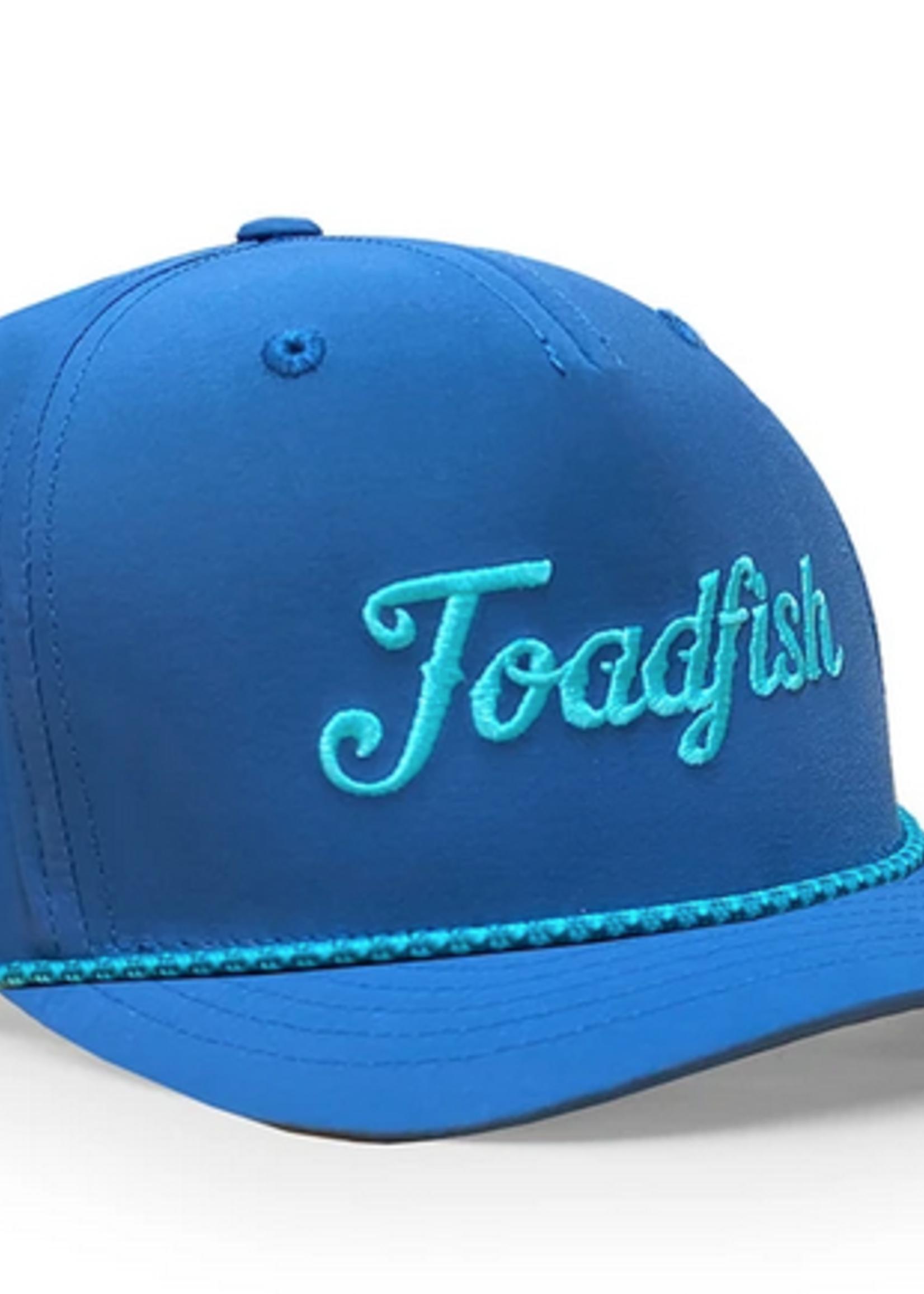 Toadfish The Blue Bill