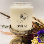New Harbert Candles Poplar 9 oz Jar