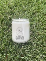 New Harbert Candles Autumn On Beale 9 oz Jar