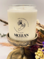 New Harbert Candles McLean 9 oz jar