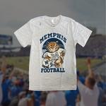 B Unlimited Memphis Football Tee