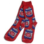 Barrel Down South Can Of Southern Whoop Ass Socks
