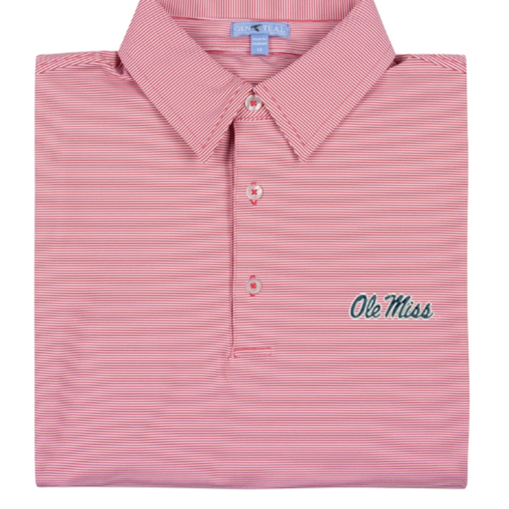 GenTeal Apparel Ole Miss Curry