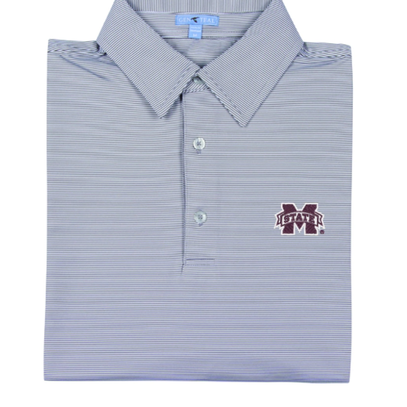 GenTeal Apparel Mississippi State Charcoal