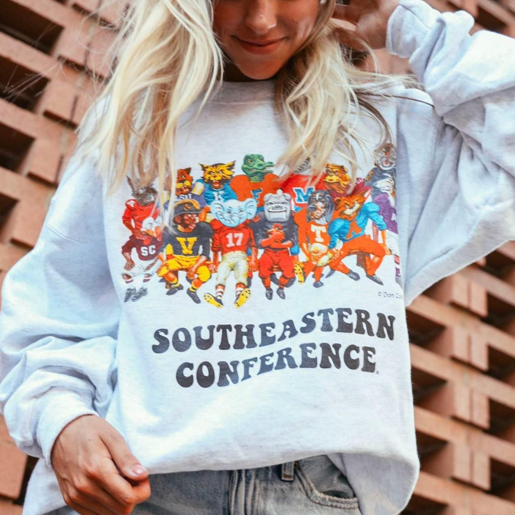 Charlie Southern SEC Family Sweatshirt