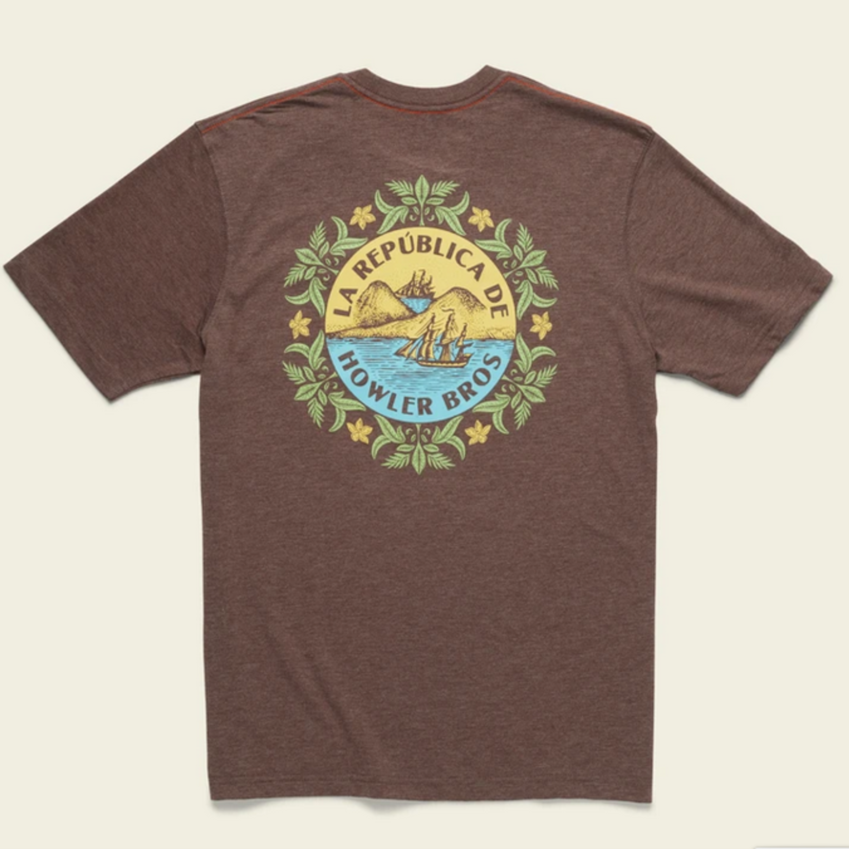 Howler Bros La Republica T-Shirt