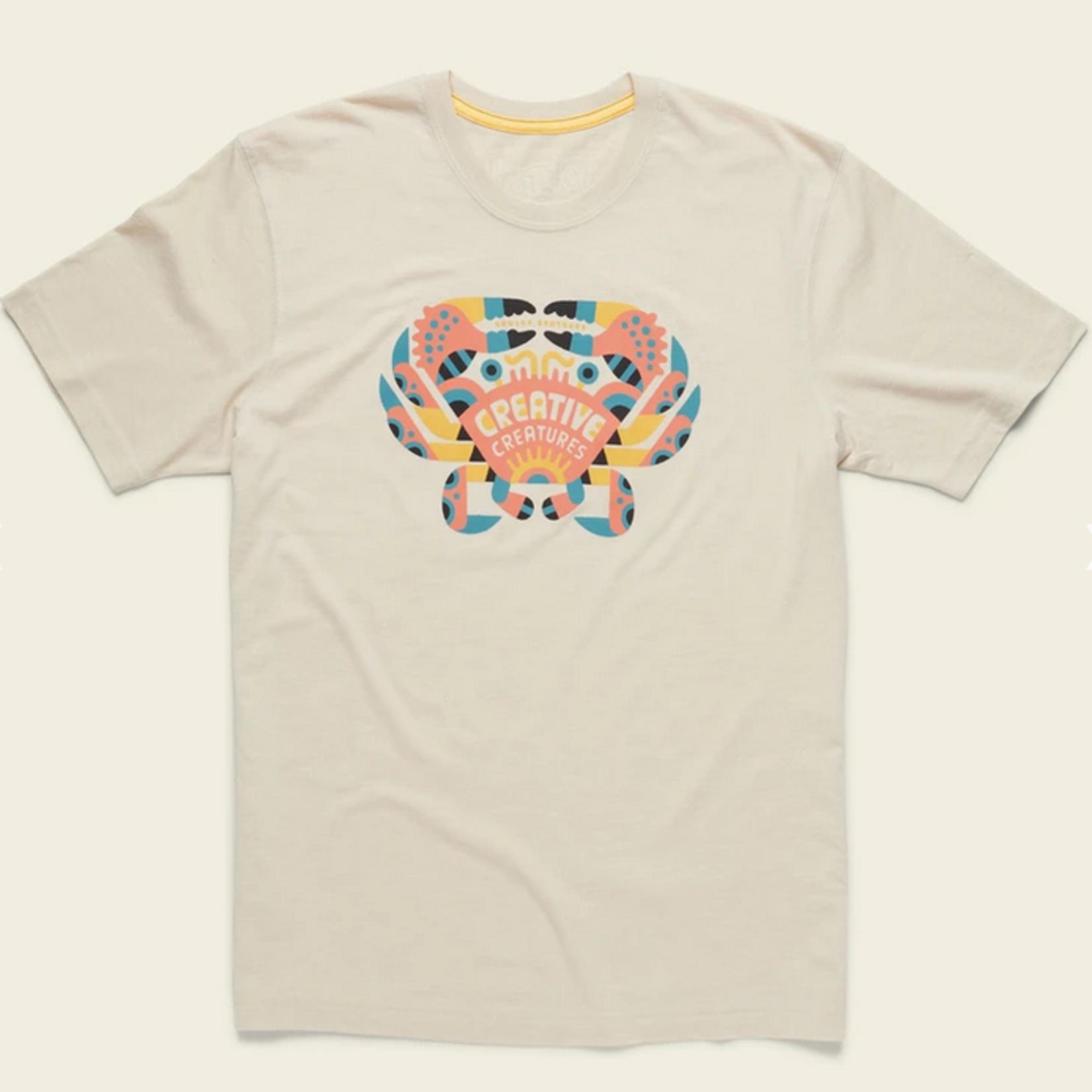 Howler Bros Creative Creatures Crab Sand T-Shirt