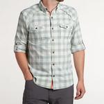 Howler Bros Firstlight Tech Shirt Neches Plaid