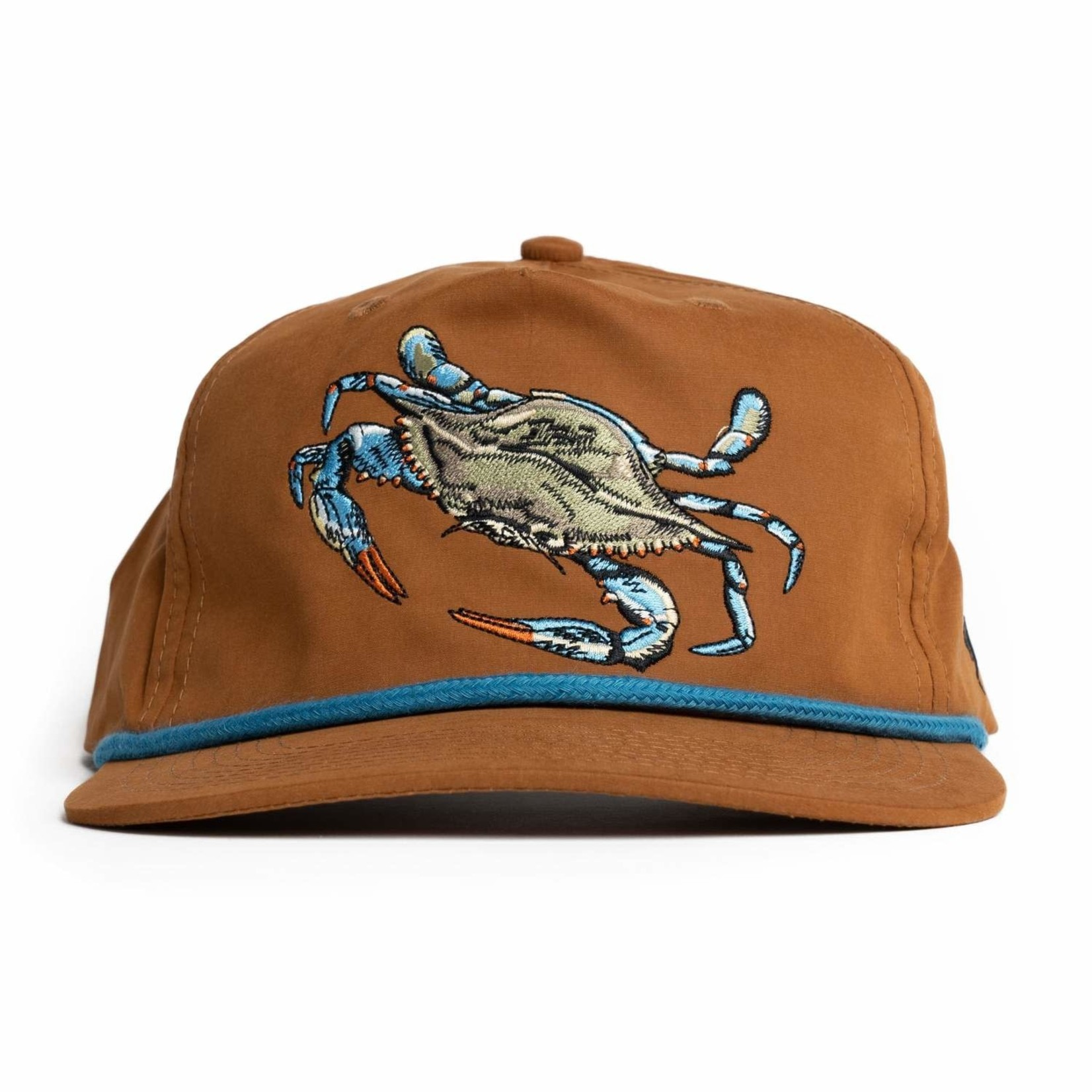 Duck Camp Blue Crab Hat Pintail