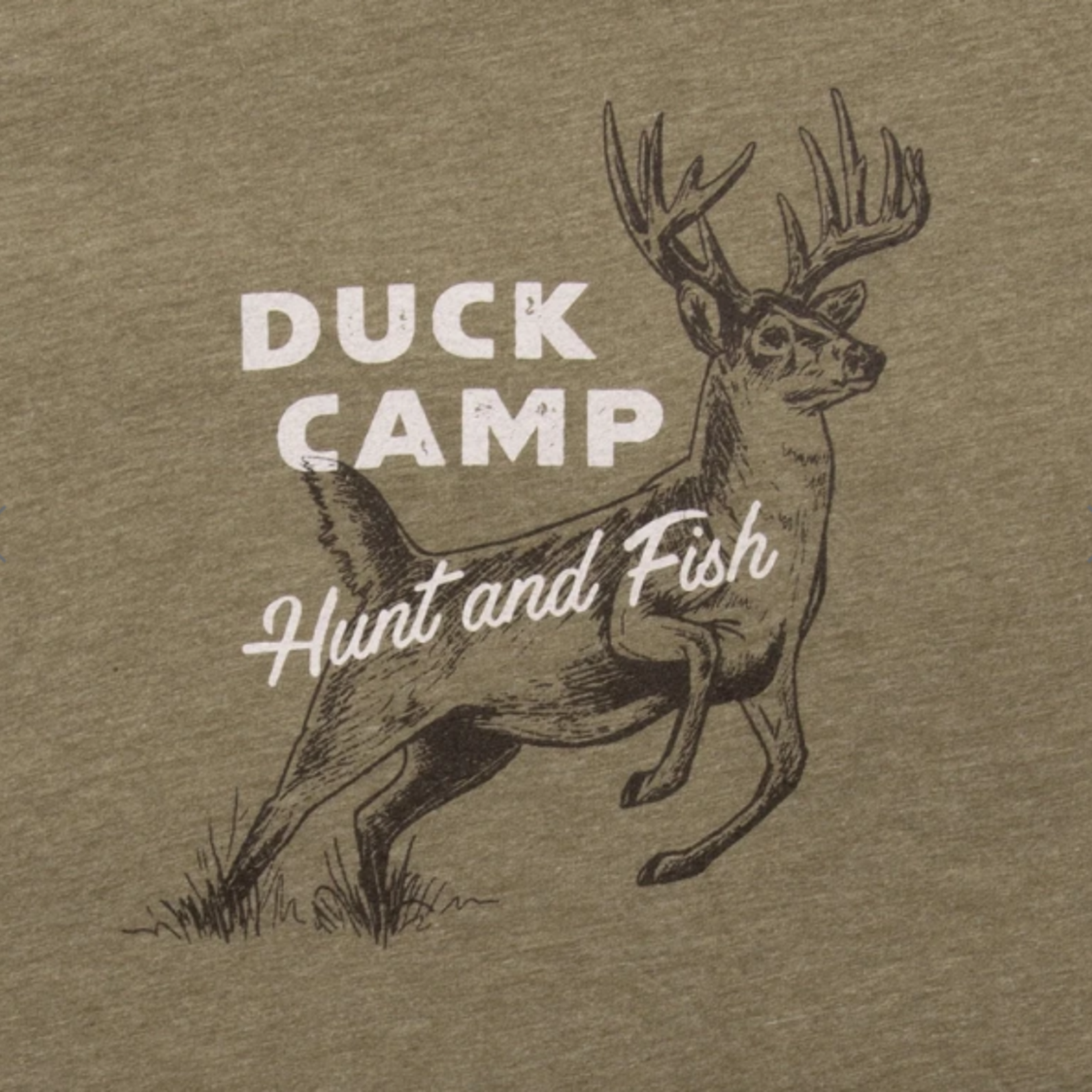 Duck Camp Whitetail Stamp