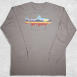 Southern Point Co. Outdoor Salmon Tumbleweed LS