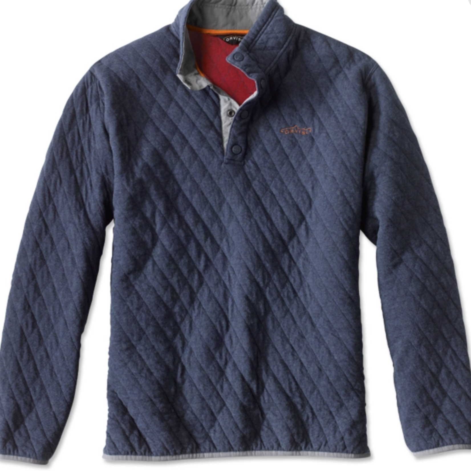 Orvis Outdoor Quilted Snap