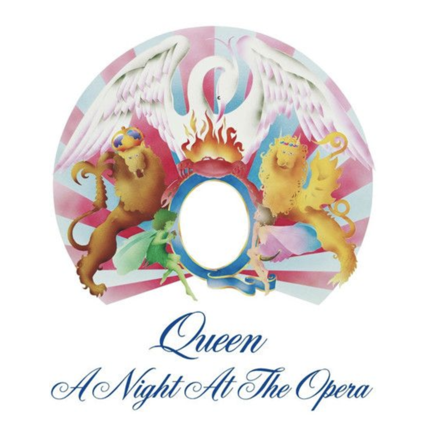 Monostereo Queen A Night At The Opera
